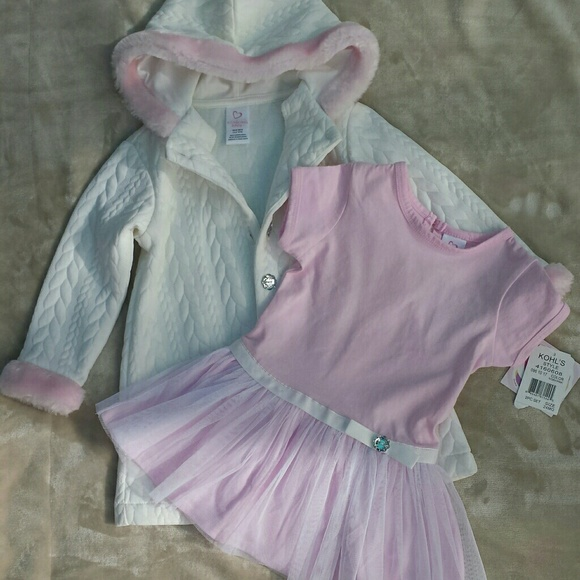 6cca9c8402374 Kohl's Youngland Baby Dress and Coat Set. M_5becdf6a409c156a4aa095f5